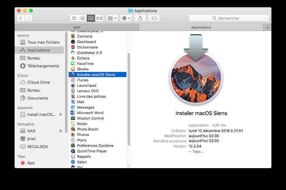site de partage pour mac